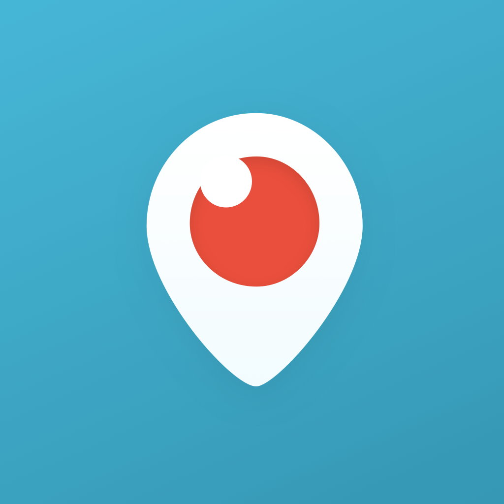 Image result for periscope app logo